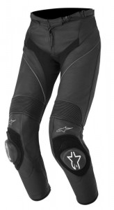 Pantalon moto cuir Alpinestars MISSILE