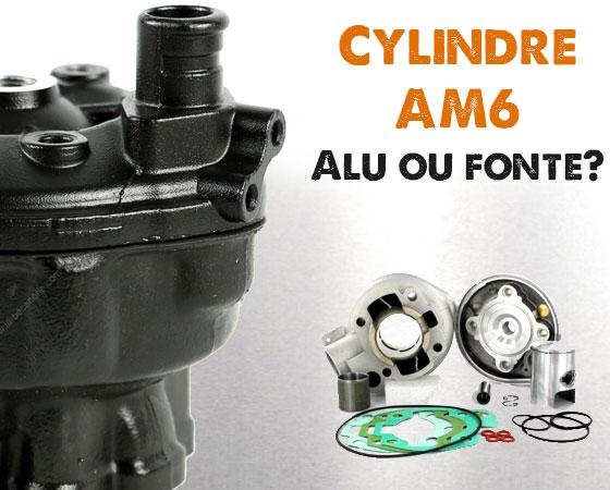 cylindre am6 fonte ou alu
