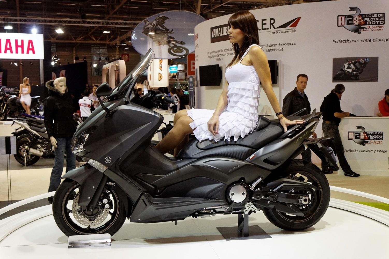 Salon du scooter