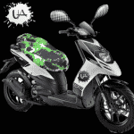 Personnaliser son scooter avec Urban Accent