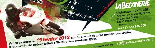 Evenement moto 2012