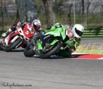 Course moto Jérémy Guarnoni