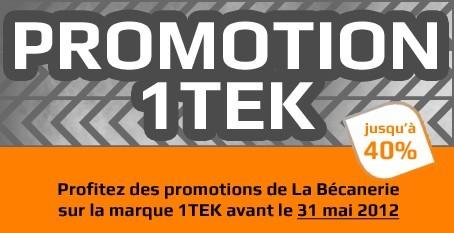 Promotion 1Tek