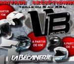 Casque moto Victoria Bull