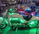 Leds moto - Visibilité sur la route