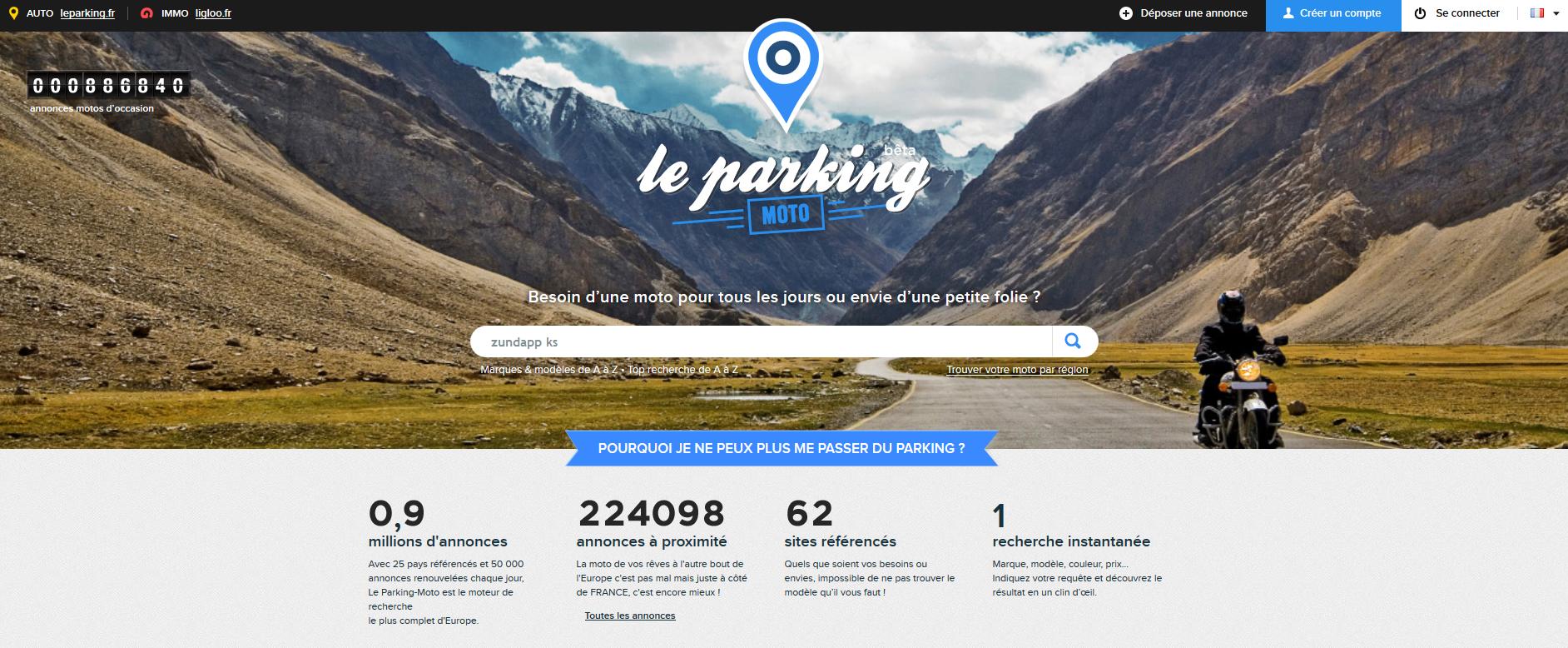 leparking-moto
