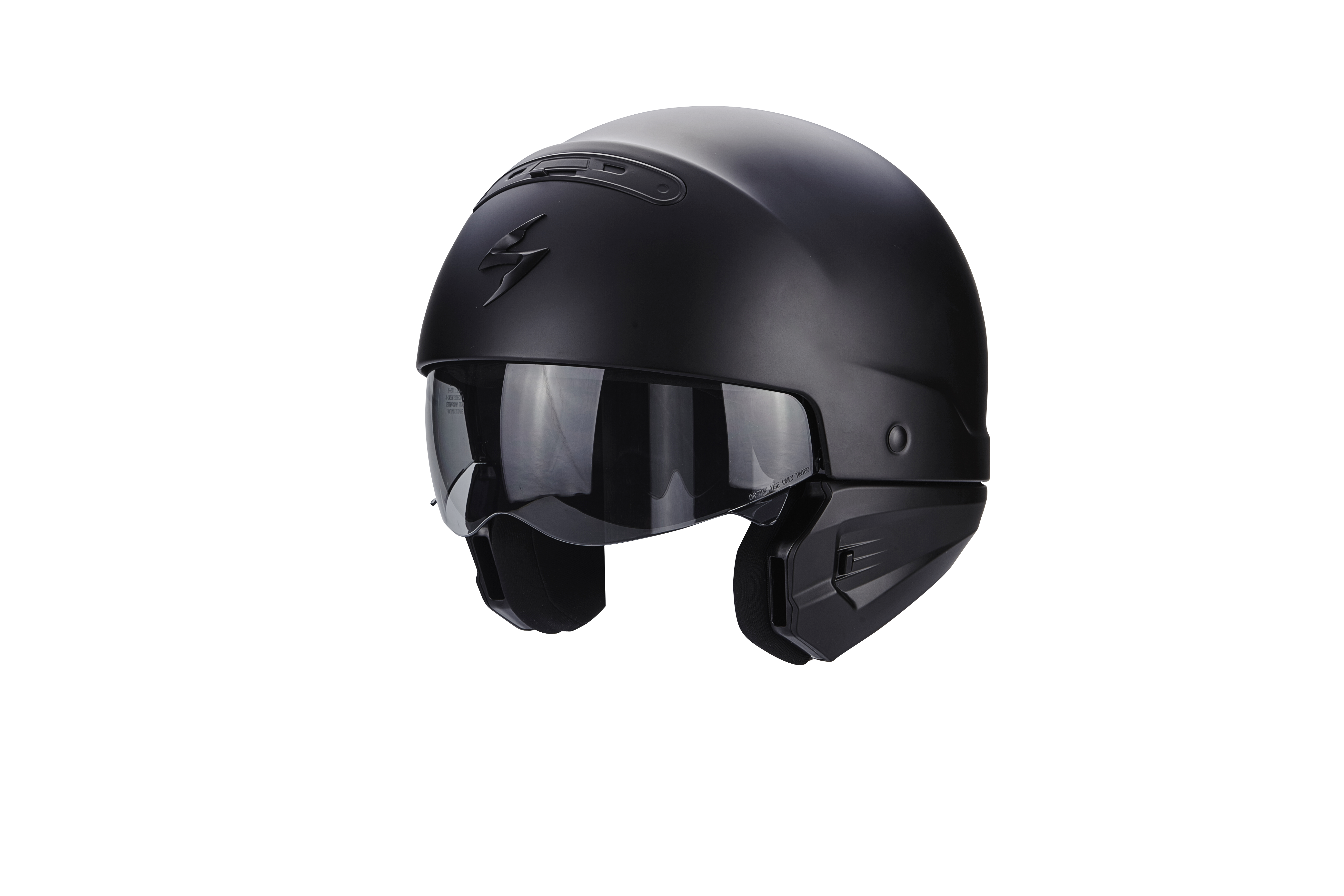 casque moto transformable le casque scorpion exo combat. Black Bedroom Furniture Sets. Home Design Ideas