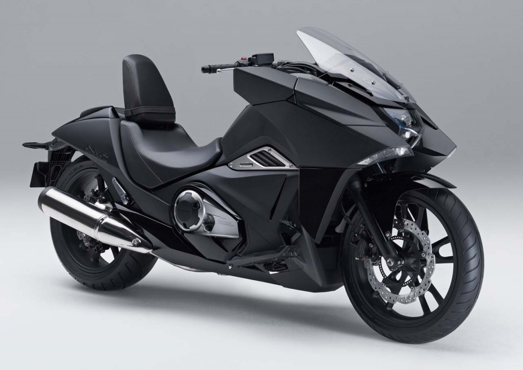 Honda Vultus scooter batman