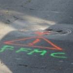 Les marquages FFMC sur les routes