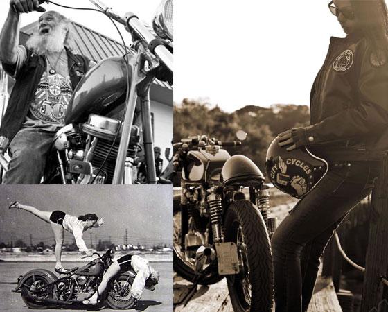 Acheter une vieille moto