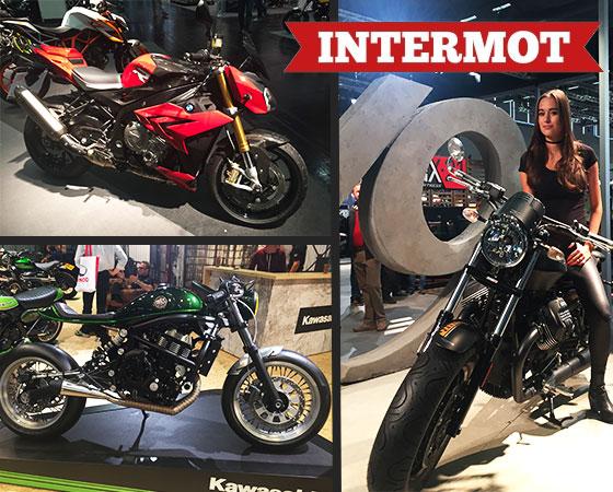 nouveautés moto 2017 - Intermot