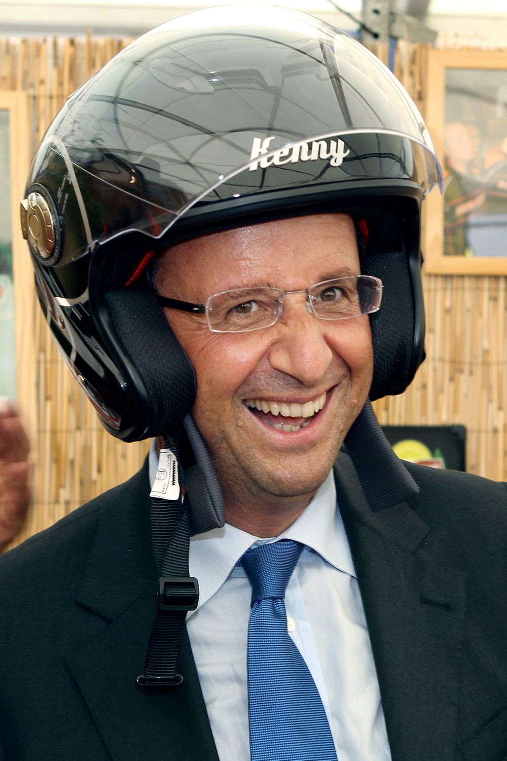 casque scooter hollande