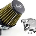 Boîte à air ou cornet pour votre scooter ?