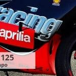Aprilia RS 125 par le Team Camp's