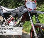 modifications xp6