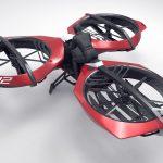 Flike, la future moto volante