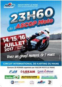 Les 23h60 de l'ASCOP Moto