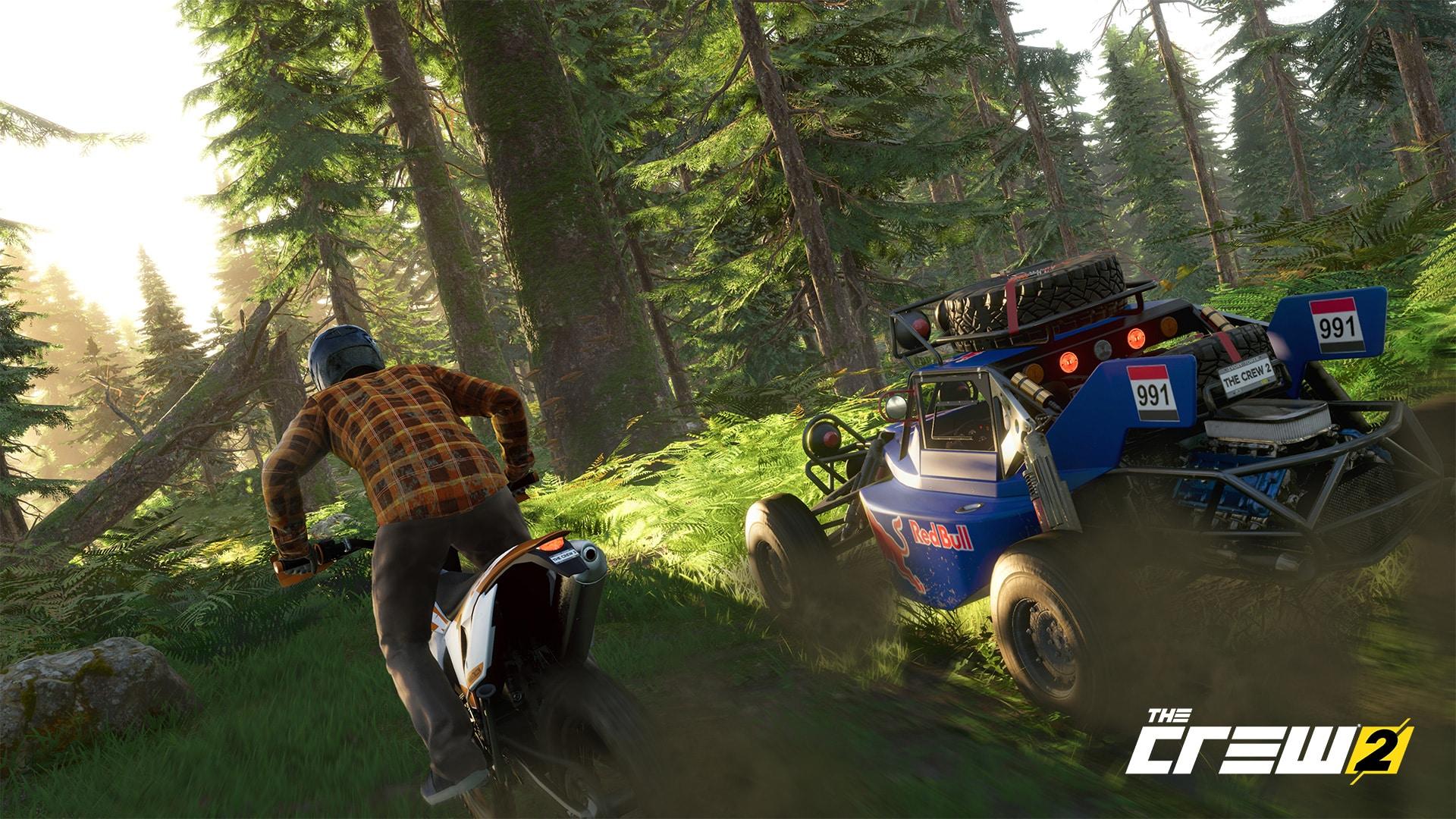 The Crew 2 : jeu vidéo de courses moto