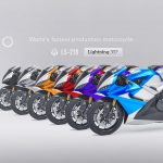 Lightning LS-218, moto électrique la plus puissante de la production