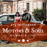 Motors & Soul, le festival vintage de la rentrée