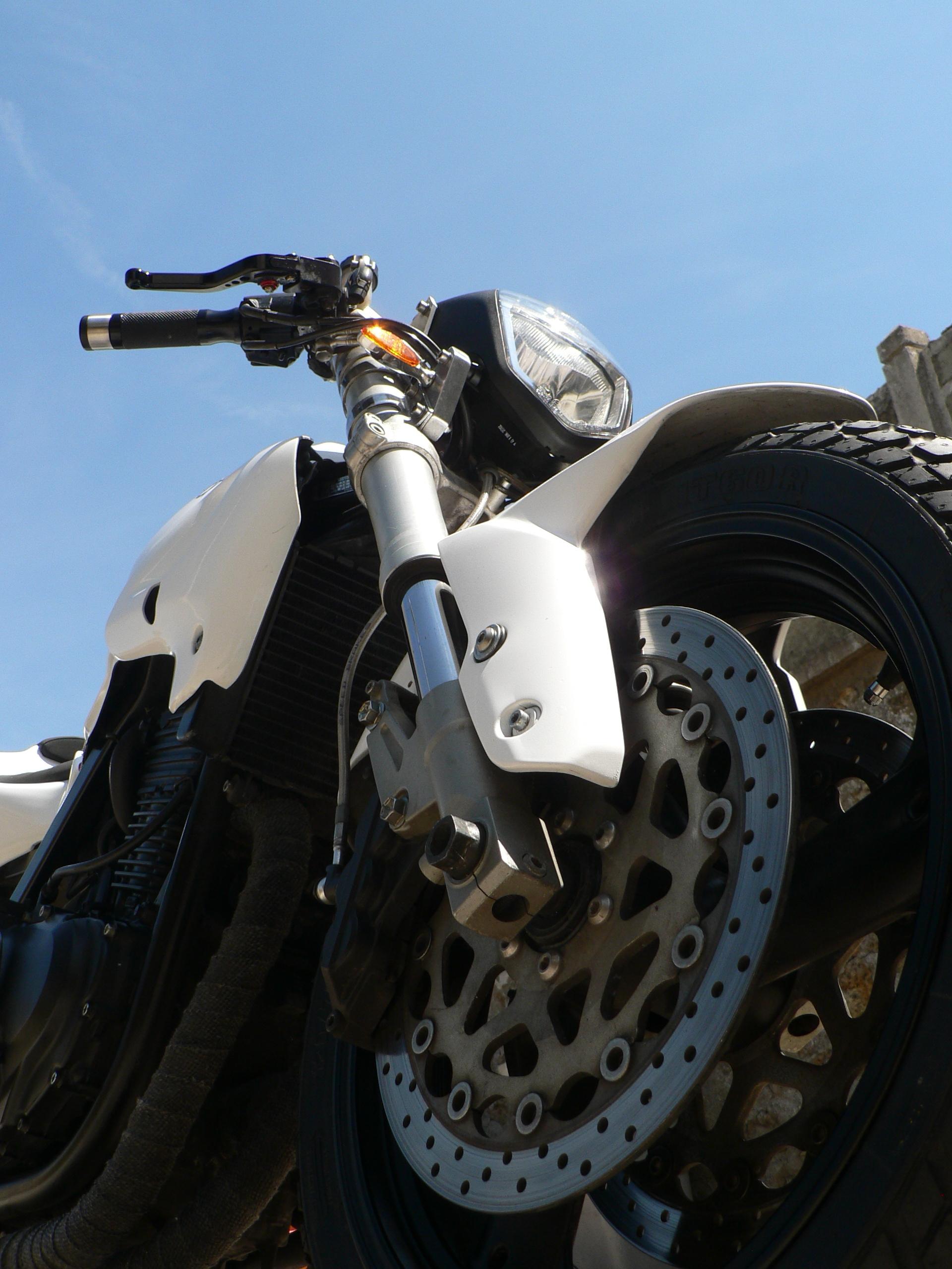 CB500 RR Honda