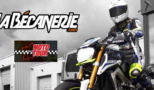 Objectif Moto Tour 2017