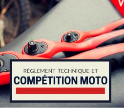 Préparation moto pour la compétition