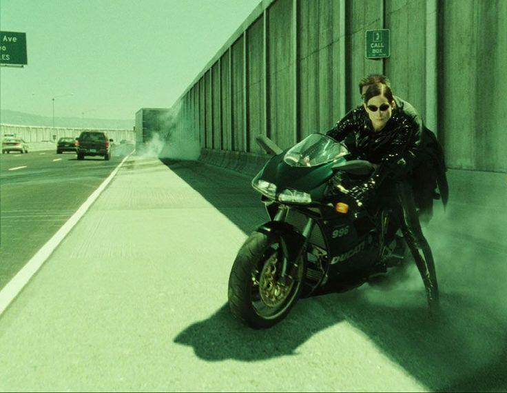 La moto au cinéma