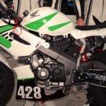 CBR125R Poirsouille Endurance Team
