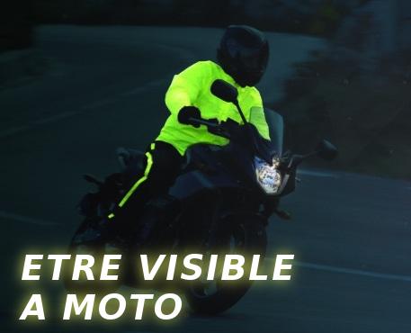 bien voir et être bien vu en moto