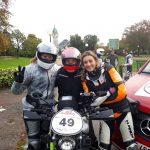 Moto Tour 2017 | 2ème étape et retour du soleil