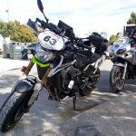 Moto Tour 2017 | 6ème étape, marathon et régularité