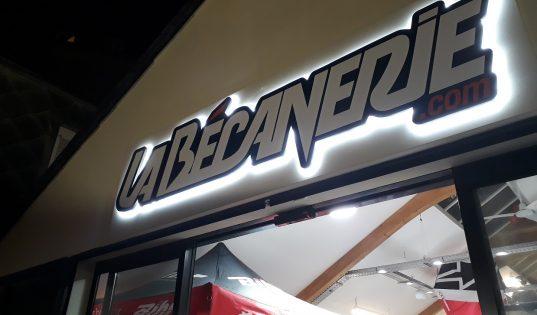 Inauguration magasin La Bécanerie de Nantes