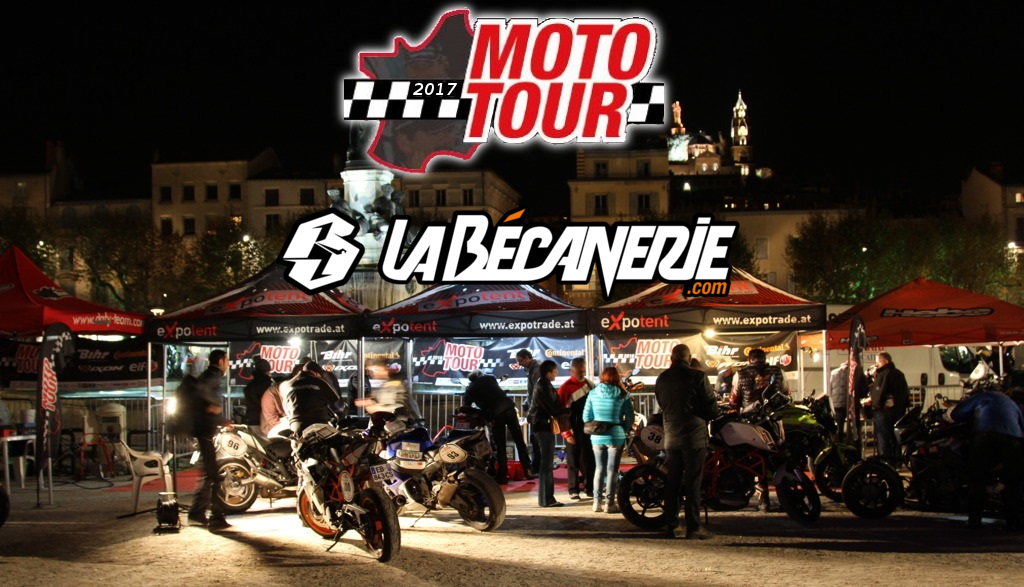 Moto Tour 2017 La Bécanerie