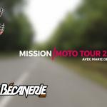 Objectif Moto Tour 2017 avec Marie Despret #02