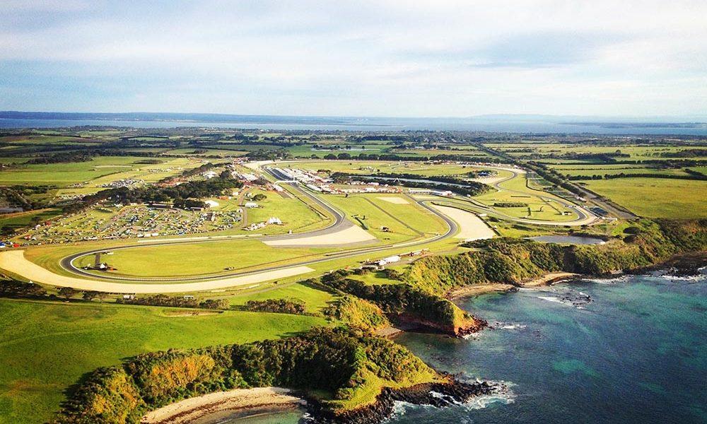 Moto GP : GP d'Australie, Phillip Island