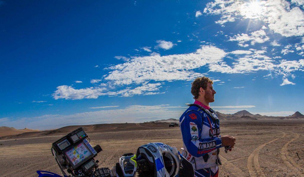 Xavier de Soultrait Yamaha 450WRF