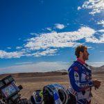 Dakar 2018 : la Yamaha 450WRF de Xavier de Soultrait