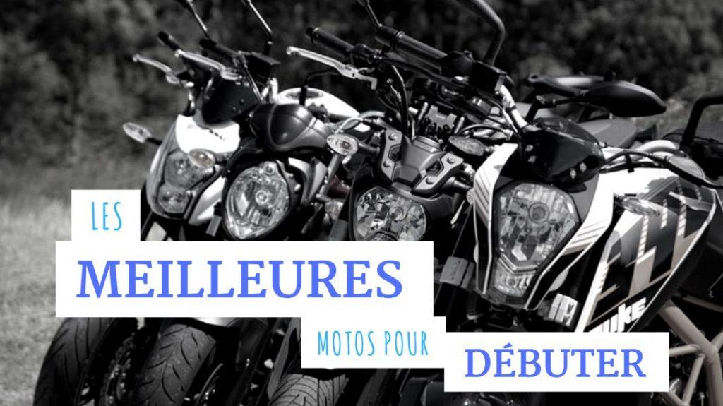 TOP 10 des meilleures motos pour débuter