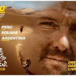 En route pour le Dakar 2018