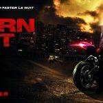 Film moto : La Bécanerie partenaire de Burn Out