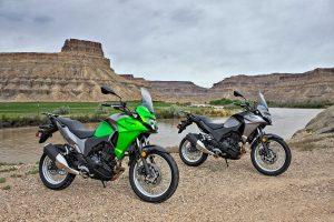 TOP 10 motos pour débuter : Kawasaki Versys 300X
