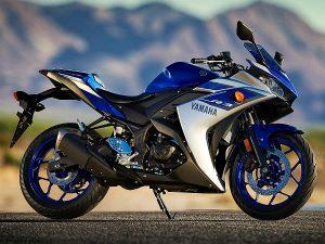 TOP 10 motos pour débuter : Yamaha R3