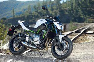 TOP 10 motos pour débuter : Kawasaki Z650