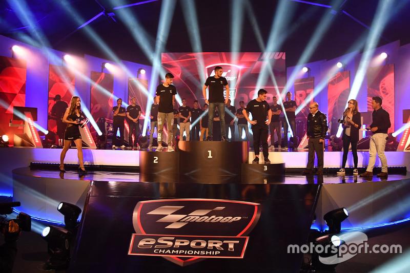 Finale MotoGP eSport Valencia 2017