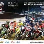 Supercross de Paris 2017 ce week-end à l'U-Arena