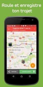 Meilleures applications mobiles à moto : NousMotards