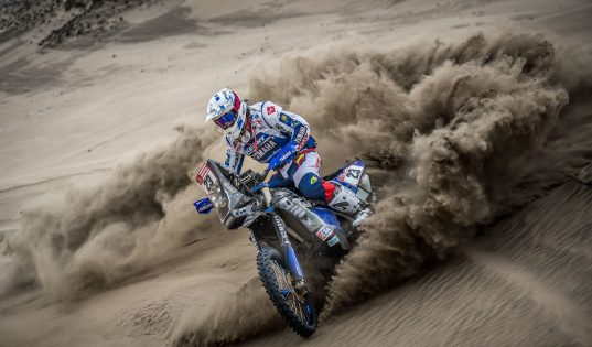 Dakar 2018 : Xavier de Soultrait