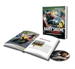 Livre moto : Barry Sheene et sa 500 Suzuki