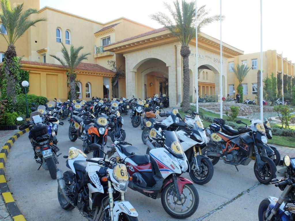 Moto Tour Series Tunisie 2018